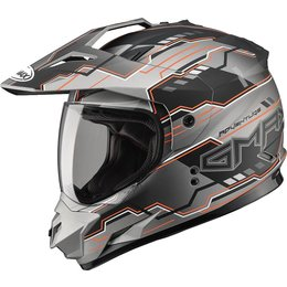 GMax GM11D Adventure Dual Sport Helmet Black