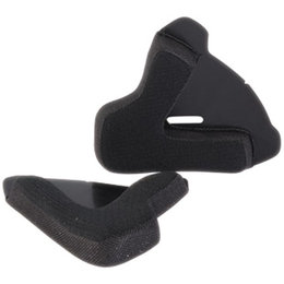 N/a Z1r Replacement Cheek Pad Set For Roost Volt 2 3 Helmet 30mm