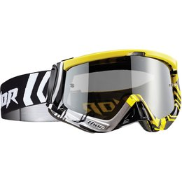 Thor Sniper Geo Goggles Yellow