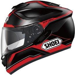 Red Shoei Gt-air Journey Full Face Helmet 2013
