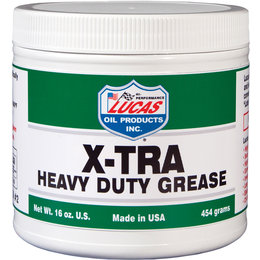 Lucas Oil X-Tra Heavy Duty Grease 16 Oz 10330 Unpainted