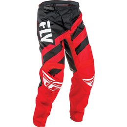 Fly Racing Youth F-16 MX Pants Red