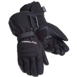 Black Tour Master Synergy Heated Gloves