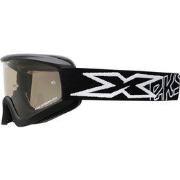 EKS Brand GOX Sand/Dust Goggles Black