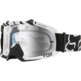 Fox Racing Air Defence Goggles Black