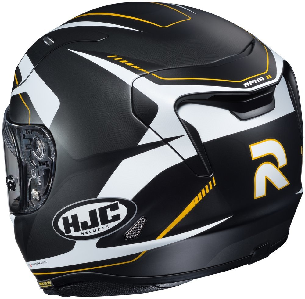 hjc rpha 11 pro bludom full face helmet 1078976. Black Bedroom Furniture Sets. Home Design Ideas