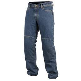 Alpinestars Mens Ablaze Tech Denim Kelvar Jeans 2014 Blue