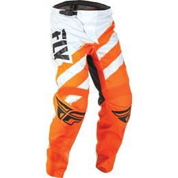 Fly Racing Youth F-16 MX Pants Orange