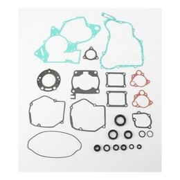 N/a Moose Racing Comp Gasket Kit With Oil Seal For Honda Cr-125r 00-02