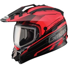GMax GM11S Trekka Sport Snow Helmet With Dual Pane Shield Black