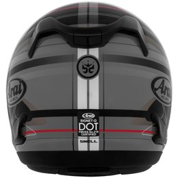 Arai Limited Edition Signet-Q Brett King Design Frequency Full Face Helmet Black