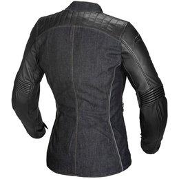 Alpinestars Womens Stella Renee Armored Leather Textile Jacket Black