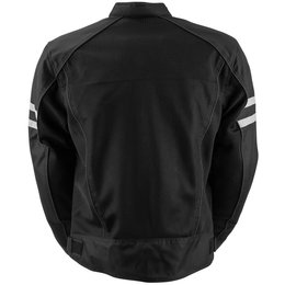 Black Brand Mens Venturi Armored Mesh Jacket Black