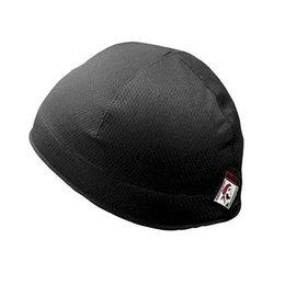 Black Do Wrap Sweatvac Skull Cap One Size