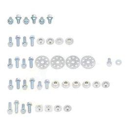 Bolt MC Full Plastics Fastener Kit Steel For Suzuki RM-Z450 2008-2013