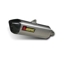 Titanium Midpipe, Titanium Muffler, Carbon Fiber End Cap Akrapovic Slip-on Muffler Hexagonal Titanium Carbon For Bmw K1300gt 2009-2011