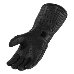 Black Icon Womens 1000 Collection Fairlady Leather Gloves 2014
