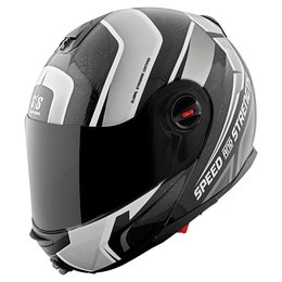 Speed & Strength SS1700 Lock And Load 2.0 Modular Helmet Black