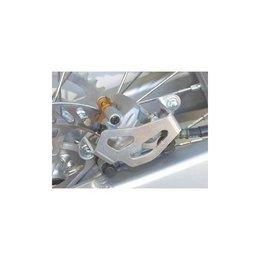 Works Connection Aluminum Rear Caliper Guards For Suzuki RM125/250 2001-2004