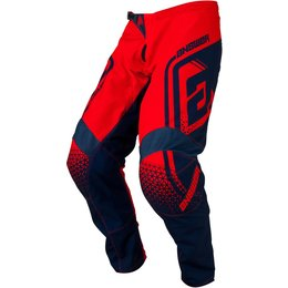 Answer Racing Mens Syncron Drift Pants Red