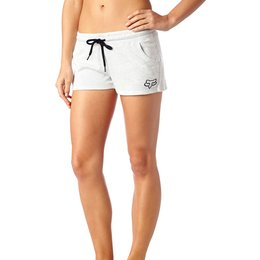 Fox Racing Womens Wondrous Lounge Shorts Grey