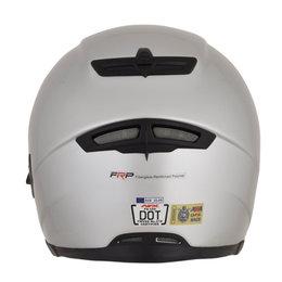 AFX FX-105 FX105 Full Face Helmet Silver