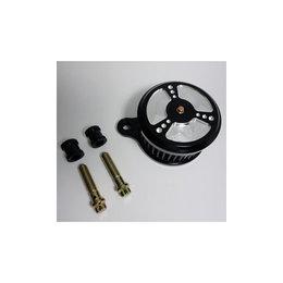 Joker Machine High Performance Air Cleaner Assembly JM USA Blk Ano H-D Twin Cam