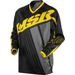 MSR Mens Axxis Jersey Black