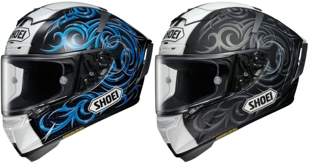 Full Face Cruiser Helmets >> $889.99 Shoei X-Fourteen X14 X-14 Yukio Kagayama 5 #1019451