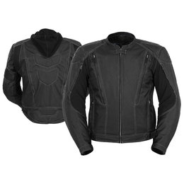 Black Fieldsheer Super Sport 2.0 Textile Jacket
