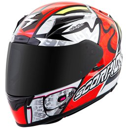 Scorpion EXO-R2000 EXOR2000 Bautista Full Face Helmet Red
