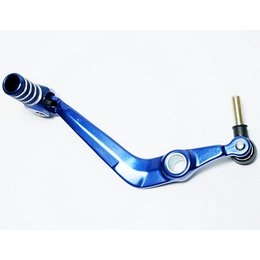 Cycle Pirates Folding Shift Lever Blue For Yamaha YZF-R6 R6S