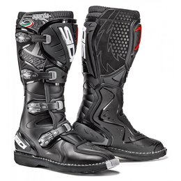 Sidi Mens Agueda Offroad Motocross Riding Boots Black
