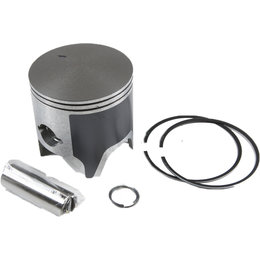 SPI Snowmobile T-Moly Style Piston Kit For Yamaha 09-813-01 Unpainted