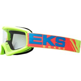 EKS Brand Youth GOX X-Grom Goggles Yellow