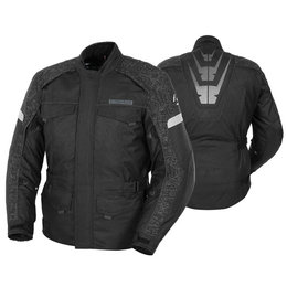 Black Fieldsheer Aqua Tour 2.0 Textile Jacket