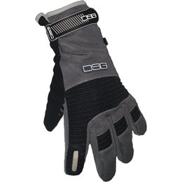 Divas Womens DSG Versa Insulated Snowmobile Gloves Grey