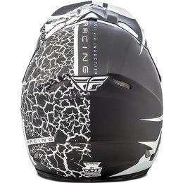 Fly Racing F2 Carbon Fracture Helmet Black