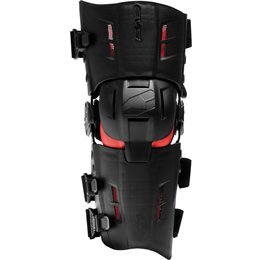 EVS Mens RS9 Knee Brace Each Black