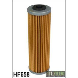 HiFlo Oil Filter HF658 For KTM 450 SX ATV 2009-2011 505 SX ATV 2009-2012