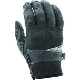 Fly Racing Youth Boundry Cold Weather Gloves US 6 Black Black