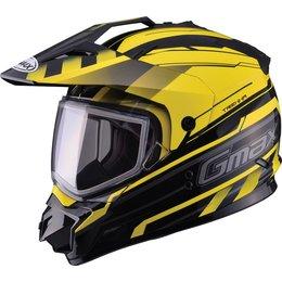 GMax GM11S Trekka Sport Snow Helmet With Dual Pane Shield Black