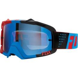 Fox Racing Air Defence Libra Goggles Blue