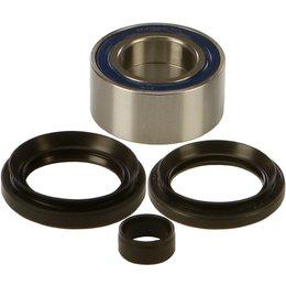 All Balls Wheel Bearing And Seal Kit Front 25-1572 For Honda Unpainted