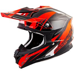 Scorpion VX-35 VX35 Krush Helmet Orange