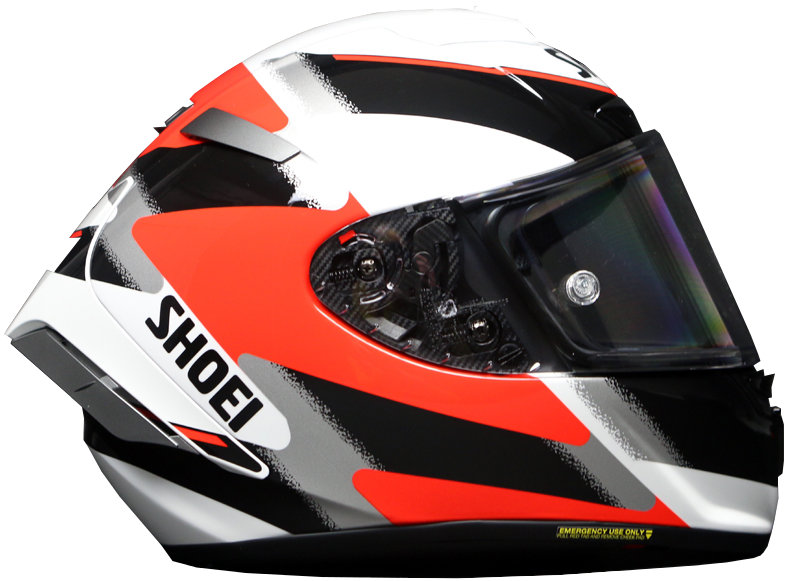 849 99 Shoei X Fourteen X14 X 14 Wayne Rainey Replica