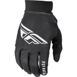 Fly Racing Mens Pro Lite Gloves Black