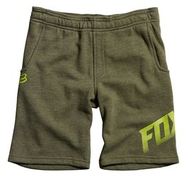 Heather Fatigue Fox Racing Boys Swisha Sweat Shorts 2014
