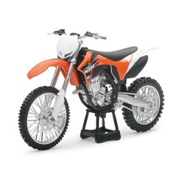 New Ray Toys KTM 350 SX-F 2011 Dirt Bike Toy 1:12 Scale Orange 44093