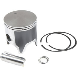 SPI Snowmobile +0.020 T-Moly Style Oversize Piston Kit For Yamaha 09-813-02 Unpainted